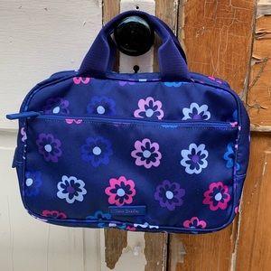 Vera Bradley floral case with handle
